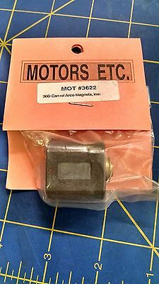 Motor ETC 3622 36D Can W/ Arco Magnets 1/24 slot car Mid America Naperville