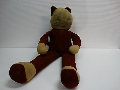 RARE ANTIQUE CAT DOLL 1800s