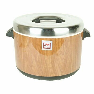 1 Set Thunder Group  Insulated Sushi Rice Pot Warmer 60 Cups SEJ73000 NSF