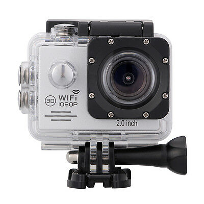 "SJ7000K 2"" Video ActionCam Sport DV HD Kamera Helmkamera Wasserdicht Wifi & HDMI"