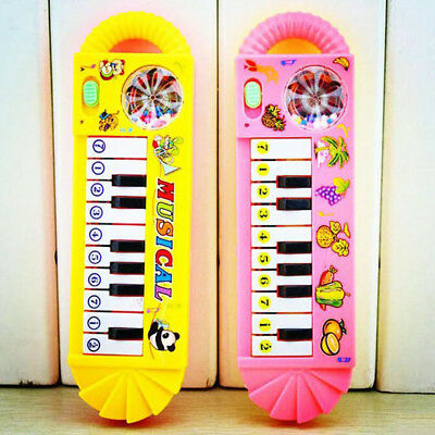 Baby Infant Toddler Kids Musical Piano Toys Early Educational Game for girl Hot