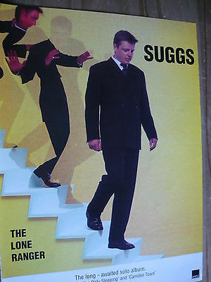 Suggs (Madness) - Magazine Cutting (Full Page Advert) (Ref Sn1)