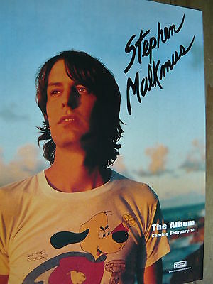 Stephen Malkmus - Magazine Cutting (Full Page Advert) (Ref T17)