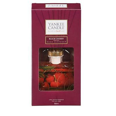 Yankee Candle Signature Reed Diffuser - Black Cherry