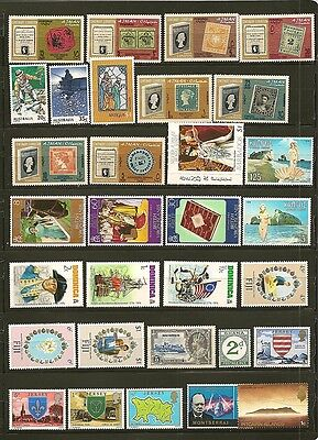 British Commonwealth MNH Group of Stamps -31-