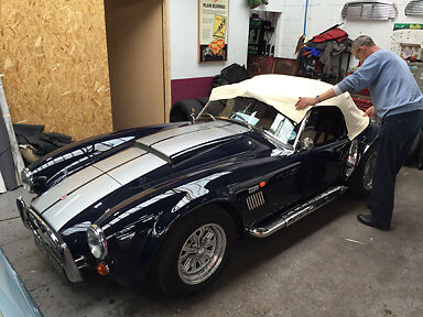 Specialists In Trimming On Cobra Replicas, Kit Cars, Sports & Classic