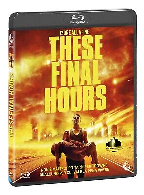These Final Hours - Blu Ray  Blue-Ray Drammatico