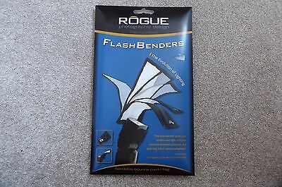 Rogue Flashbender Bendable Bounce Card