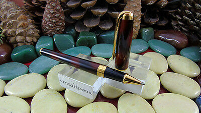"""Rollerball """"S.t.dupont"""" Olympio Laque Ecaille"""