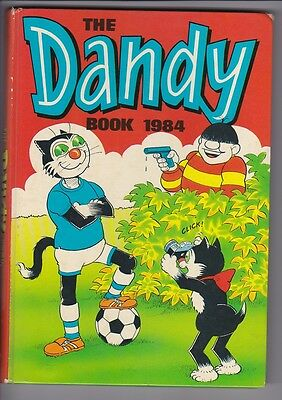 THE DANDY ANNUAL 1984 Book published 1983