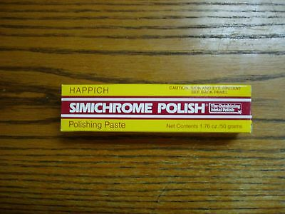 3 Tubes of SIMICHROME POLISH 1.76