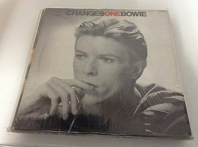 David Bowie - Changesonebowie LP!! 1976 Ita Press RARO!! MINT/MINT In Shrink!!