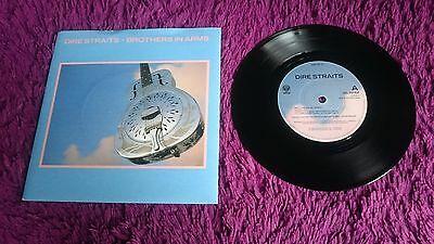 "Dire Straits ‎– Brothers In Arms , Vinyl, 7"", 1985 , UK , DSTR 11"