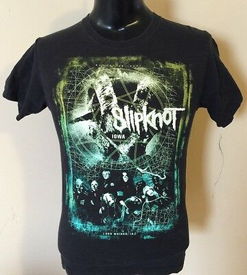 Slipknot T-shirt Size Small Des Moines, IA American Metal Slayer