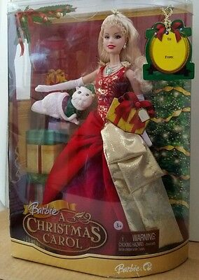 2008 Barbie as Eden Starling in a Christmas Carol  Collector Doll - BRAND NEW!