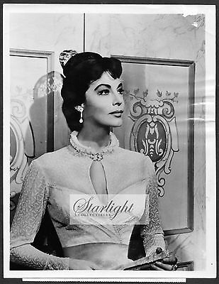 Ava Gardner ORIGINAL 1963 TV Promo Photo The Naked Maja Francisco Goya