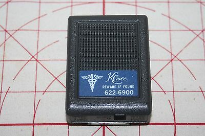 VINTAGE MOTOROLA VHF PAGER - BPR-2000 Pager Model No: A04bgb2568AA