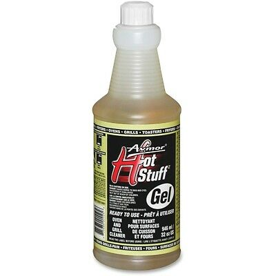 Hot Stuff Gel Avmor Oven Cleaner 29336C 32 Ounce Bottle Tough on Grease