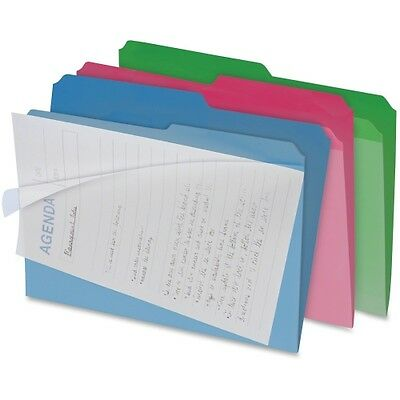 IdeaStream Find-it C-View Assorted. Interior Folders INTFT05023