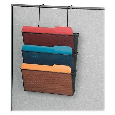 Fellowes Mesh Partition Additions Triple File Pocket 75901
