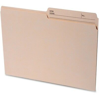 Continental 2-sided Tab Letter File Folders 41801