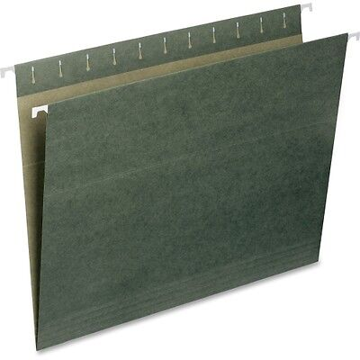 Smead 64010 Standard Green Hanging File Folders 64010