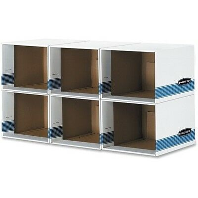 Bankers Box File/Cube Box Shell - Letter/Legal 0162601