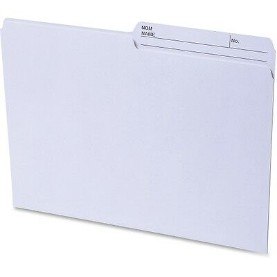 Continental 2-sided Tab Letter File Folders 41508