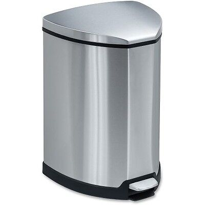 Safco Step-On Waste Receptacle 9685SS
