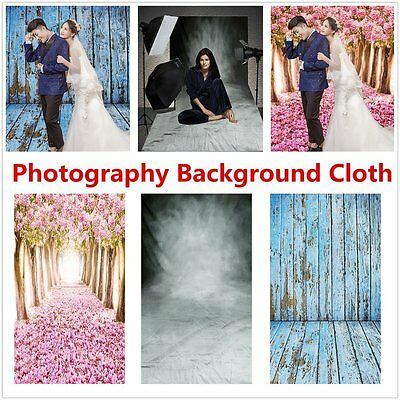 Beautiful Studio Photography Background Cloth 1.5X2.1M Photography Backdrop XRAU