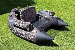 Lineaffe Belly Boat With Bag Xxl Camo  - 9502003