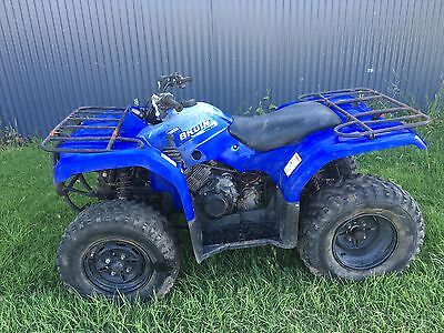 2005 Yamaha Bruin 350 4X4 Quad For Sale As Traded , Needs Some Tlc
