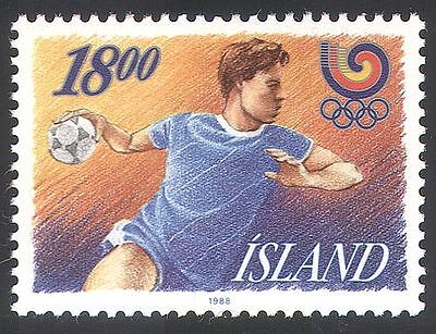Iceland 1988 Handball/Olympic Games/Olympics/Sports1v (n34666)