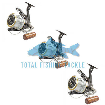 Wychwood NEW Big Pit Riot 65 Fishing Reel x3 + Spare Spools - C0042