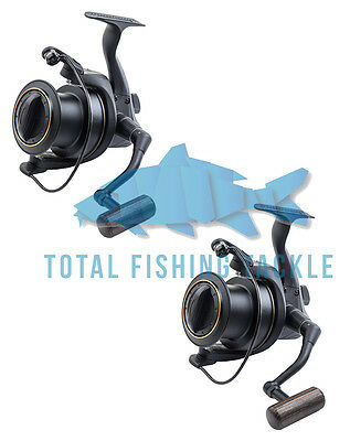 Wychwood NEW Big Pit Riot 65S Black Fishing Reel x2 + Spare Spool - C0875