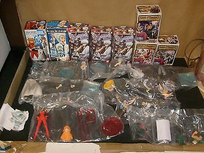 8 JAPAN ANIME Episode of Characters & Styling 2 PVC Japanese Figure Lot