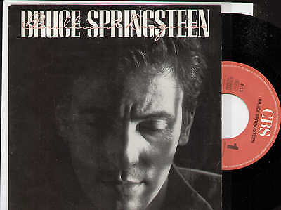 BRUCE SPRINGSTEEN brillant disguise /lucky man -Holland