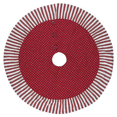Peppermint Candy 60 Inch Tree Skirt