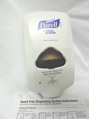 PURELL 2720-01 Touch Free Hand Sanitizer Dispenser