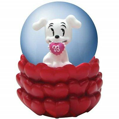 Pudgy's Valentine Water Ball By Westland - Betty Boop