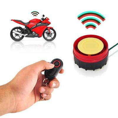 PYLE PLMCWD25 Watch Dog Motorcycle Vehicle Alarm Security & Remote Auto-Star