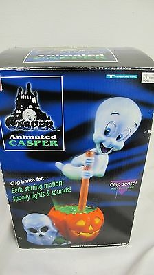 Animated Casper Trendmaster Halloween Display In Box