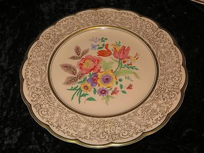 VINTAGE REPLACEMENT CHINA Dinner Plate W.H. Grindley ROSITA Peach Petal