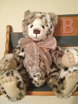 GEOFFREY * Charlie Bears 2013 Part 1 Plush Collection * New w/tags