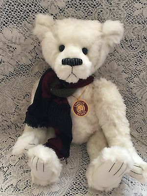 """Wooley Pulley * Charlie Bears 2014 Qvc Exclusive Plush  * 20"""" New With Tags"""