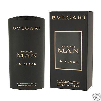 Bvlgari Man In Black Duschgel 200 ml (man)