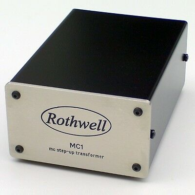 Rothwell MC1 Moving Coil Step-Up Transformer