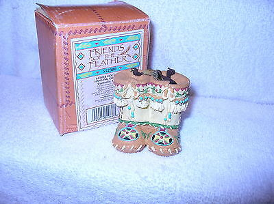 Friends Of The Feather, Father Moccasins....N/I/B RARE