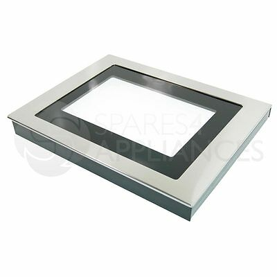 Genuine BOSCH Microwave Outer Door Complete 444342