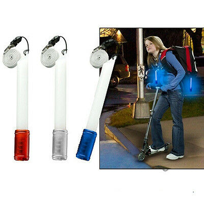 LED Flashing Light Up Glow Stick for running, jogging sports road safety